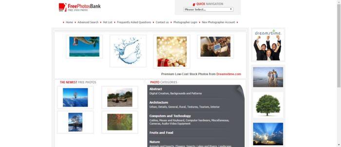 free-photos-bank
