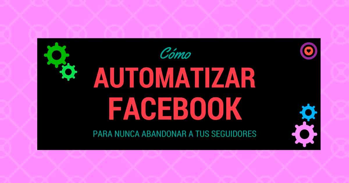 Automatizar Facebook